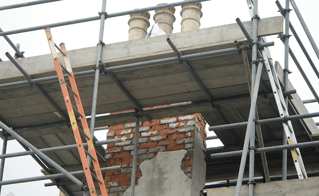Chimney Defect in Bedfordshire